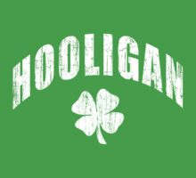 Irish Hooligan by HolidayT-Shirts
