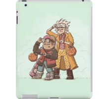 Back to the Future Trick or Treat iPad Case/Skin