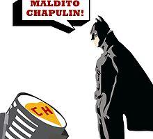 Maldito Chapulin! by enlucidDreams