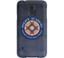 Police Academy Samsung Galaxy Case/Skin