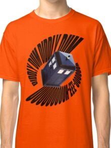 doctor who theme Classic T-Shirt