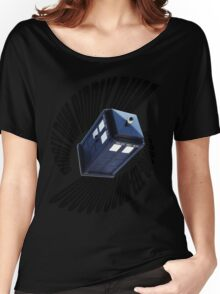 doctor who theme Women's Relaxed Fit T-Shirt
