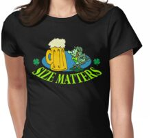 Irish Drinking Womens Fitted T-Shirt