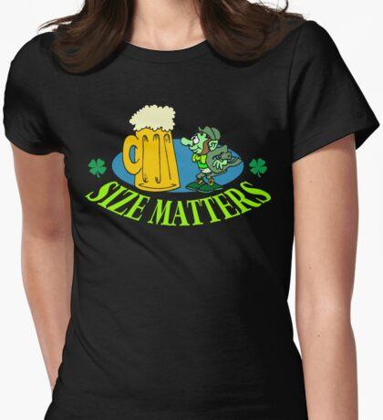 Irish Drinking Womens Fitted T-Shirt