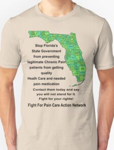Florida New Laws - Protest Tee T-Shirt