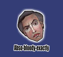 Abso-bloody-exactly - Alan Partridge Tee T-Shirt