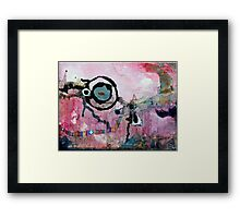 Dream Painting Framed Print