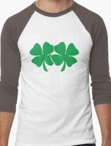 Don't Touch My Lucky Charms Men's Baseball ¾ T-Shirt