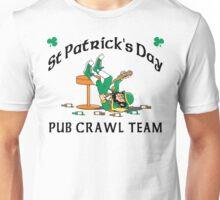 Irish Pub Crawl Team Unisex T-Shirt