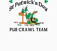 Irish Pub Crawl Team Unisex T-Shirt