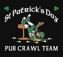 Irish Pub Crawl T-Shirt