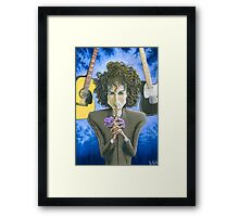 Dusky Resolution Framed Print