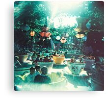 crowded cups Metal Print