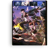 God Eater - Promo Canvas Print