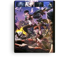 God Eater - Promo Canvas Print