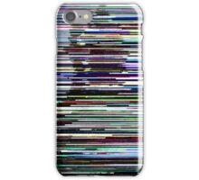 Glitch Two iPhone Case/Skin