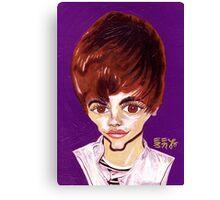 Bieber Feber Canvas Print