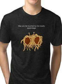 His noodly appendage Tri-blend T-Shirt