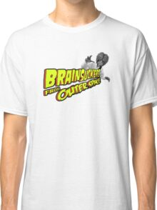 Brainsuckers from Outer Space Classic T-Shirt
