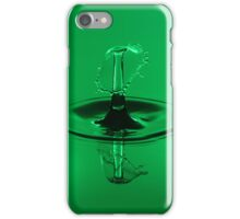 Emerald Umbrella - iPhone iPhone Case/Skin