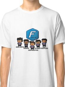 Pixel Azubu Frost Classic T-Shirt