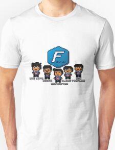Pixel Azubu Frost Unisex T-Shirt
