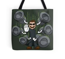 Bullet Time Bill Tote Bag