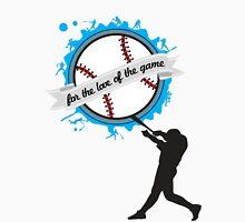 For the Love of the Game - Baseball - Clothing & Cases Men's Baseball ¾ T-Shirt