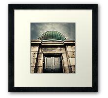 Edinburgh Observatory Framed Print