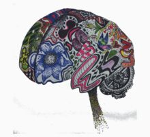 A Colorful Mind by Christine Rotter