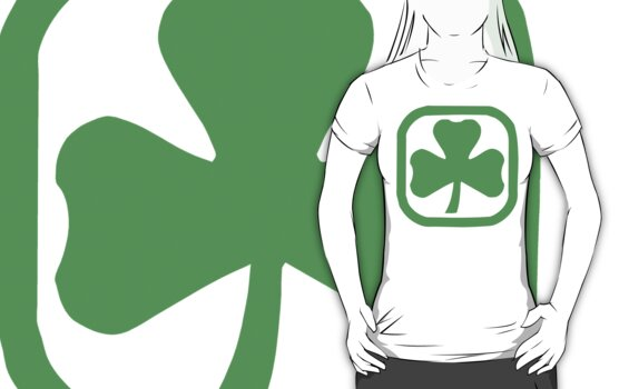 Shamrock by HolidayT-Shirts