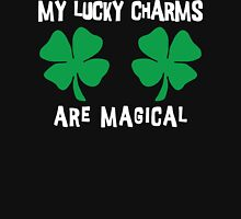 My Lucky Charms are Magical Womens Fitted T-Shirt