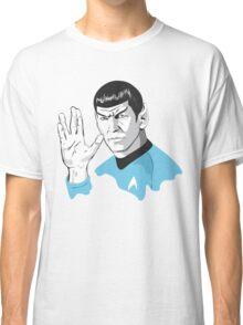 Star Trek Spock  Classic T-Shirt