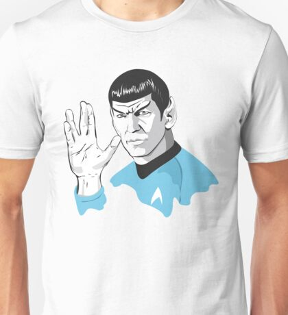 Star Trek Spock  Unisex T-Shirt