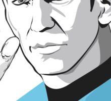 Star Trek Spock  Sticker