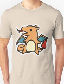 charizard fire T-Shirt