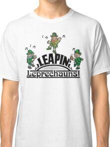 Leaping Leprechauns Classic T-Shirt
