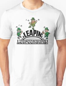 Leaping Leprechauns T-Shirt