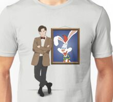 Doctor Who Framed Roger Rabbit Unisex T-Shirt