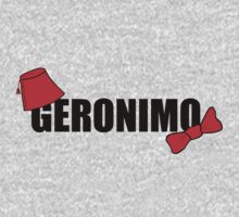 Geronimo One Piece - Long Sleeve