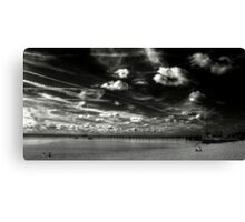 Southend on Sea  Essex Canvas Print