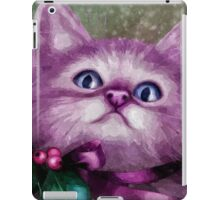 Jingle The Christmas Cat iPad Case/Skin