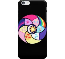 The elements of harmony iPhone Case/Skin
