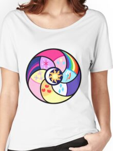 The elements of harmony Women's Relaxed Fit T-Shirt