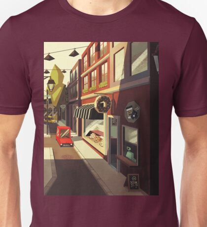 Donut street Unisex T-Shirt