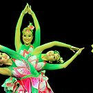 Lotus Dancers by pseth