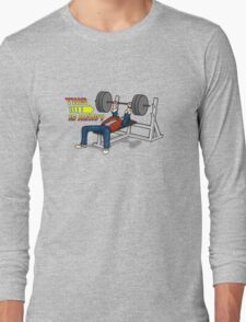 This is HEAVY!!! Long Sleeve T-Shirt