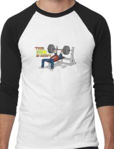 This is HEAVY!!! Men's Baseball ¾ T-Shirt