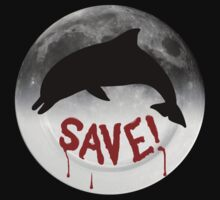 SAVE T Shirt by Fangpunk