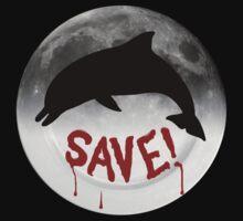 SAVE T Shirt by Fangpunk